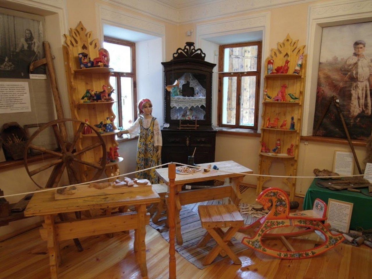 Краеведческий музей в Гороховце. Фото: Алиса Максимова