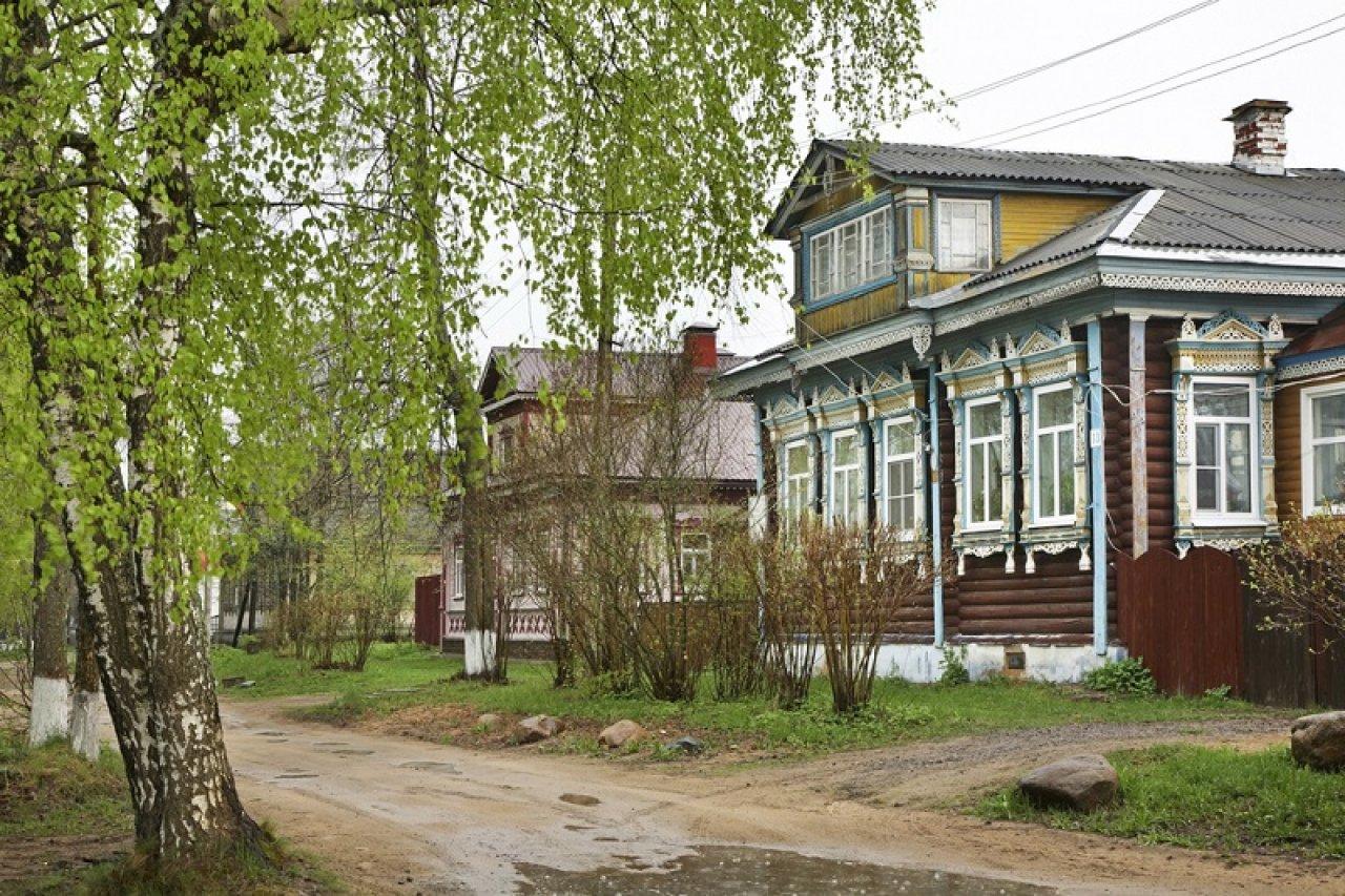 Мышкин. Фото: Shevchenko Andrey / Shutterstock