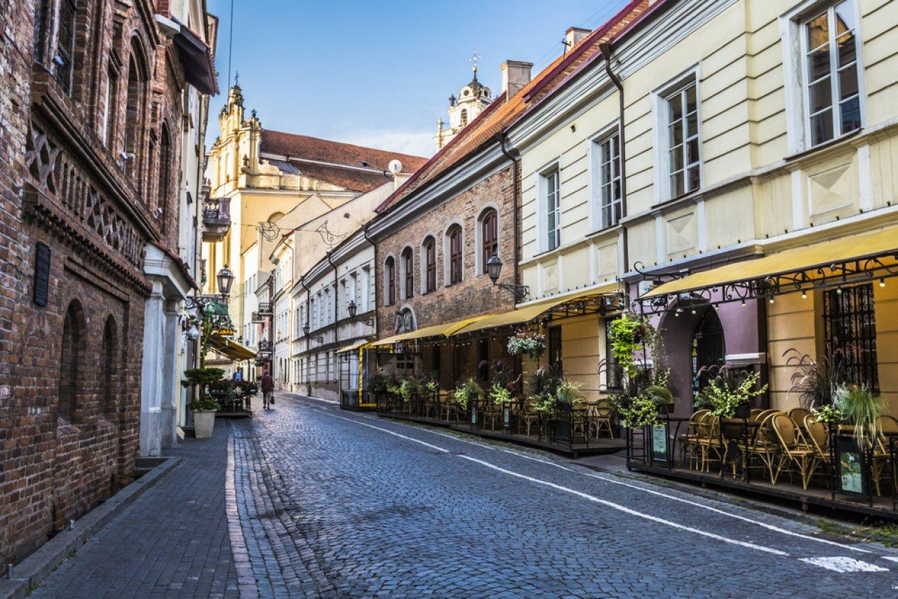 Вильнюс. Фото: Curioso / Shutterstock