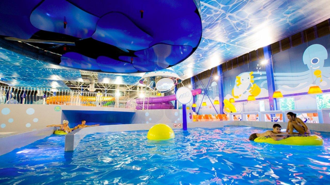 Аквапарк Atlantis H20 Aquapark, Виймси
