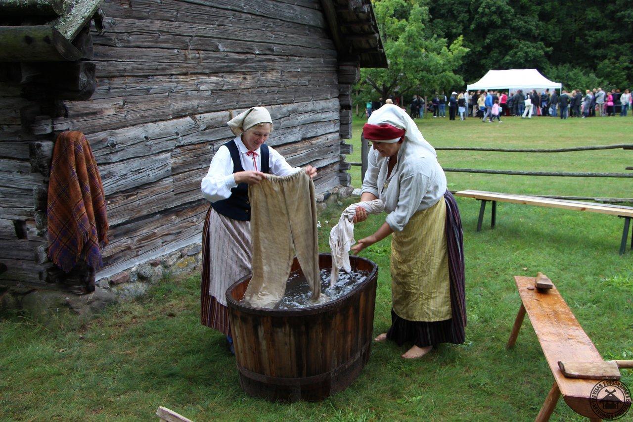 Рижский этнографический музей. Фото: http://brivdabasmuzejs.lv