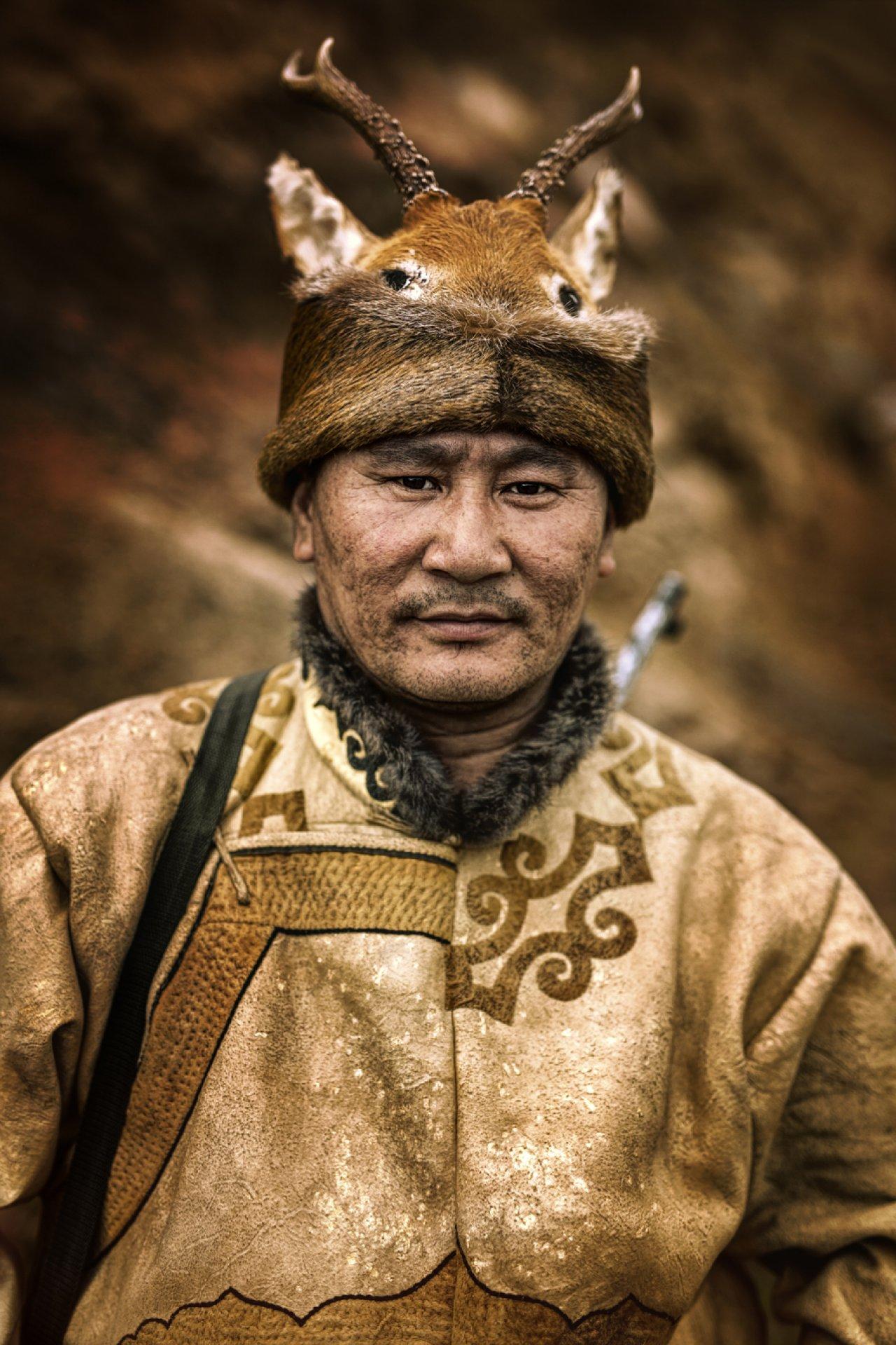 Орочоны — малочисленный народ, проживающий во внутренней Монголии и на северо-западе Китая. Фото: © Alexander Khimushin / The World In Faces