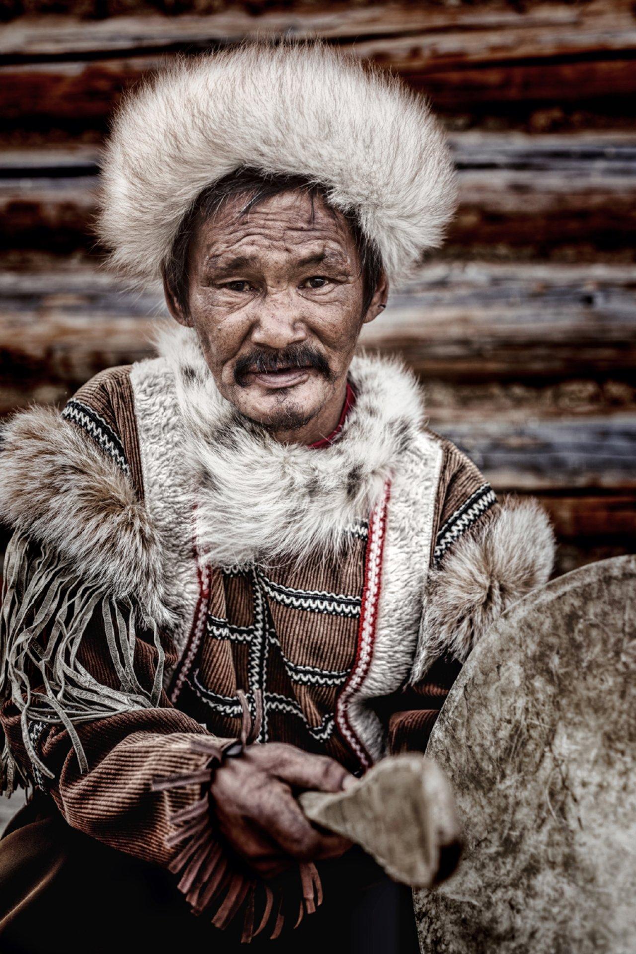 Тофалары и тофы — коренной малочисленный народ в Восточной Сибири, проживающий в трёх деревнях в Саянских горах. Фото: © Alexander Khimushin / The World In Faces