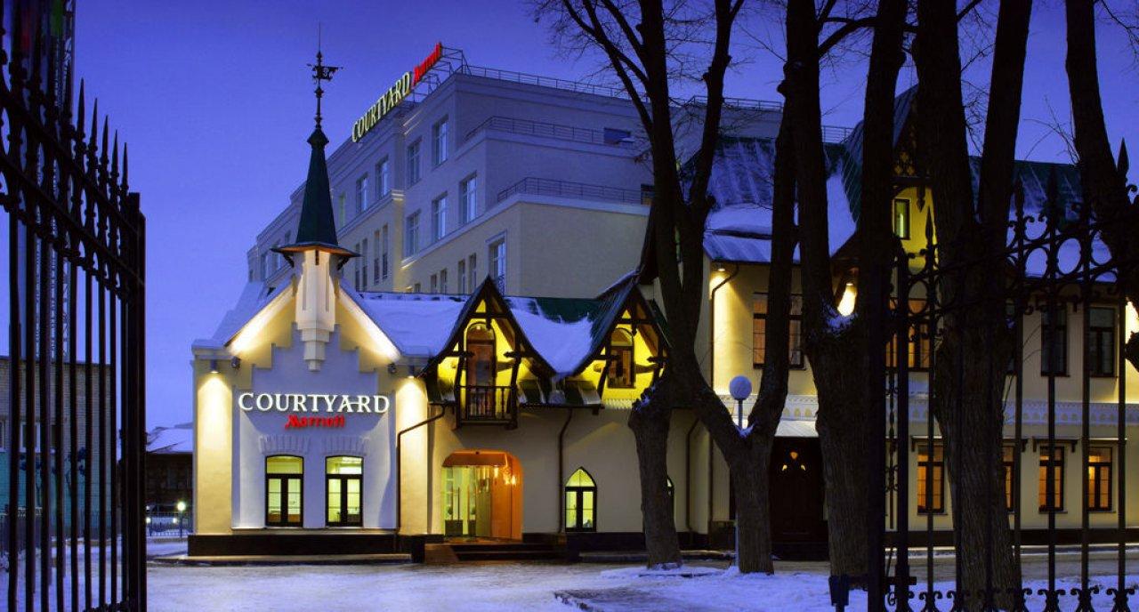 Courtyard byMarriott Нижний Новгород Сити Центр