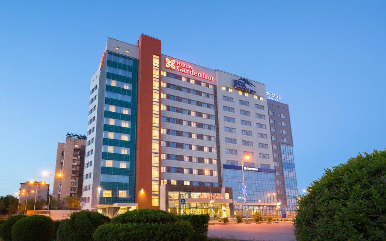 Hilton Garden Inn в Волгограде