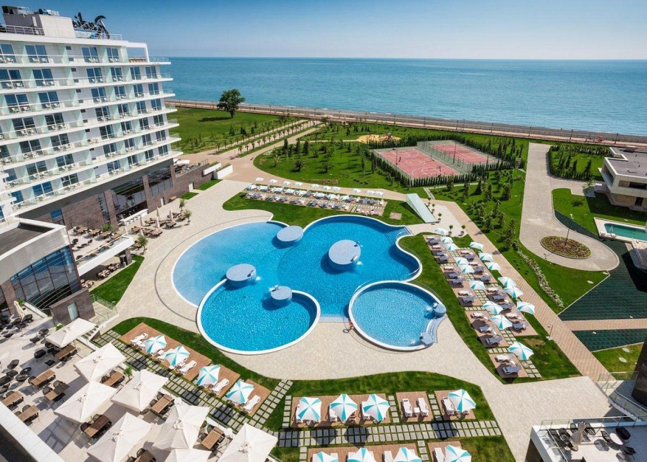 Отель Radisson Blu Paradise Resort & Spа в Сочи