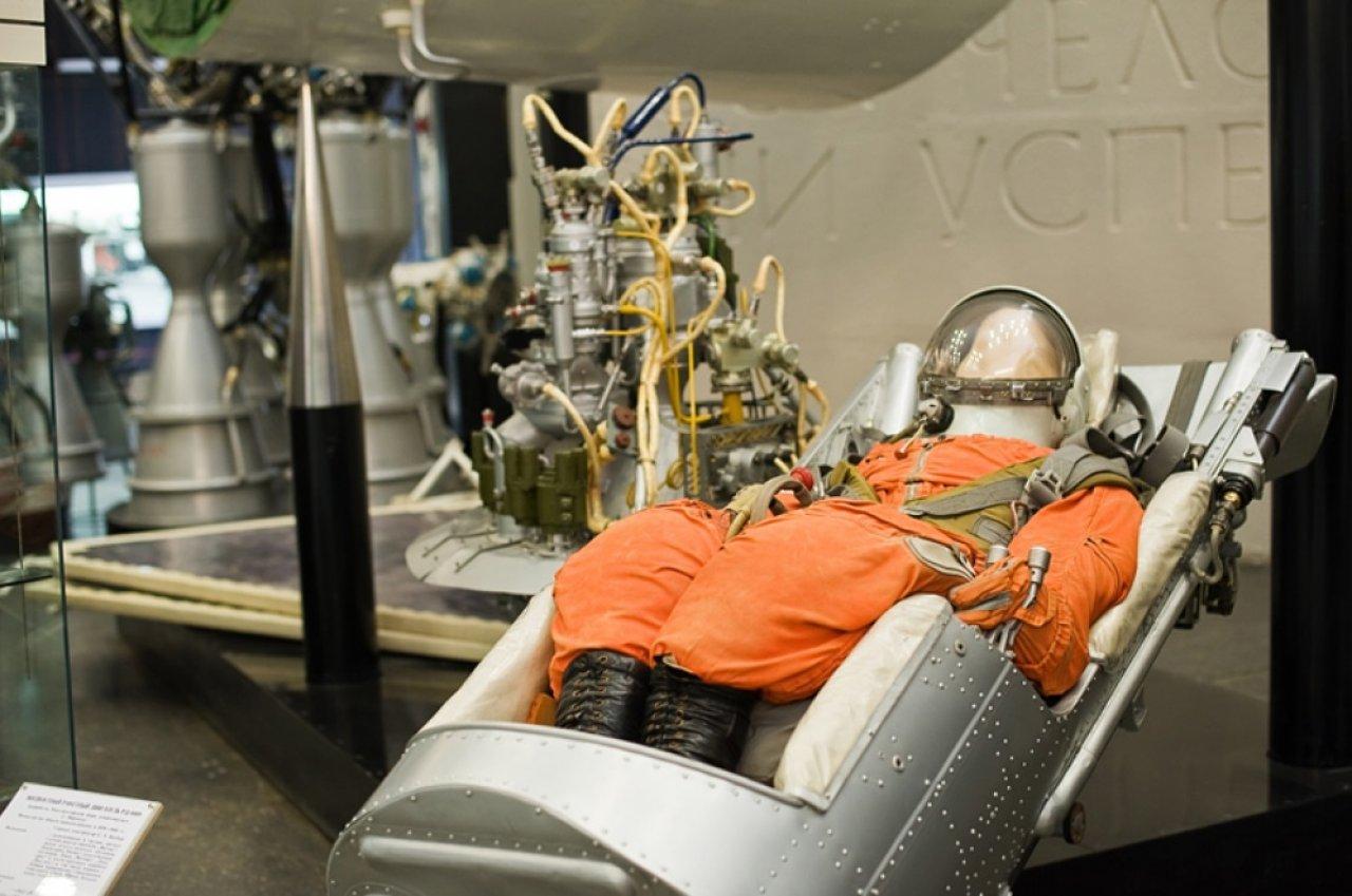 Фото: музей космонавтики в Калуге
