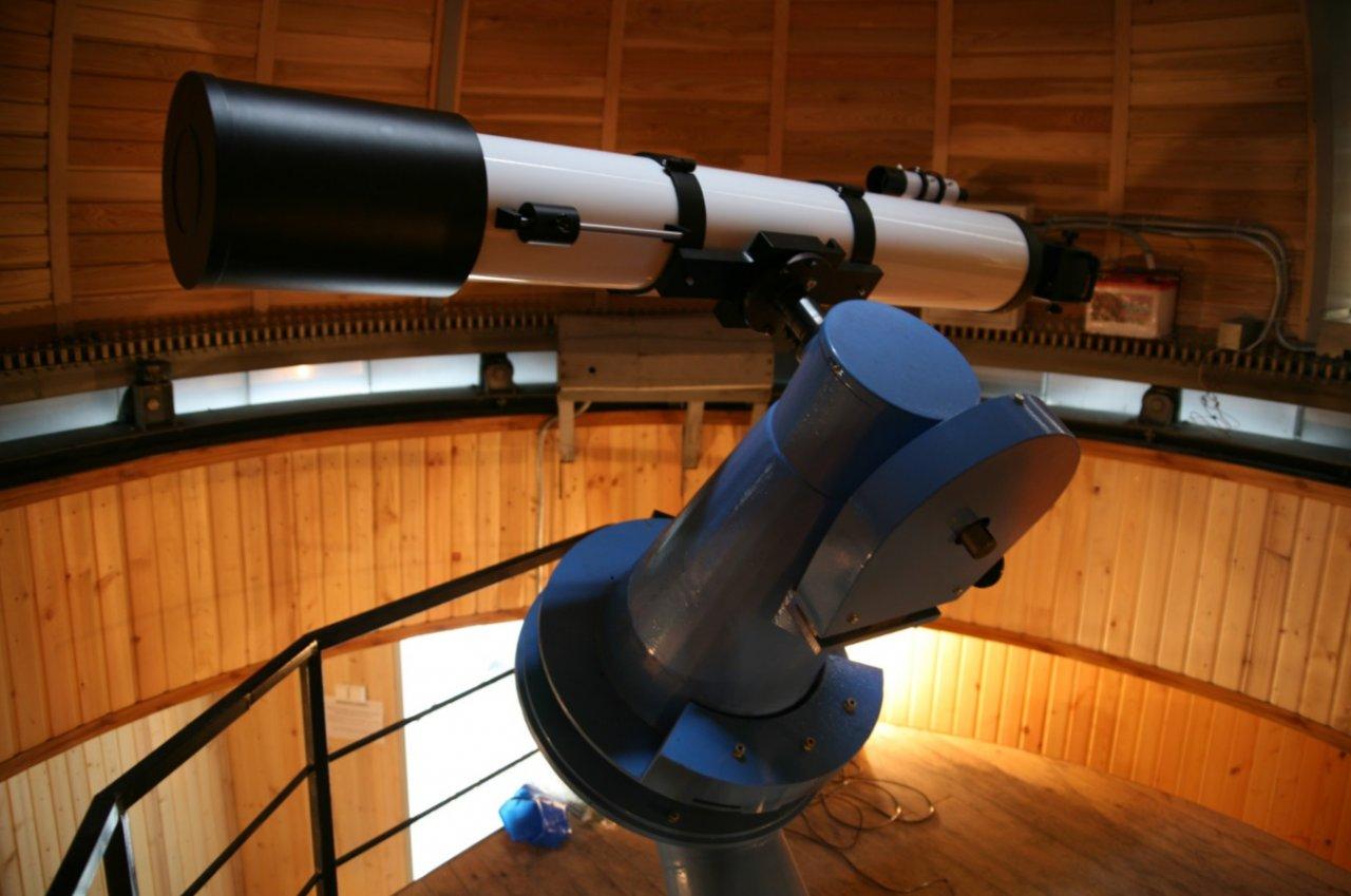 Фото: планетарий Новосибирска