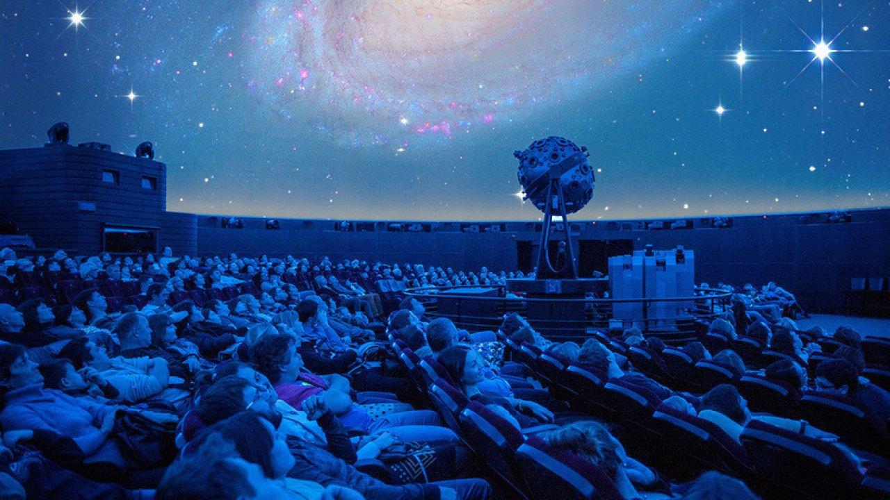 Фото: Московский планетарий