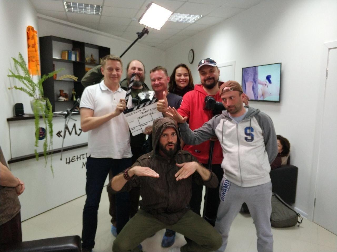 Съёмочная группа программы «Поехали заталантами!»