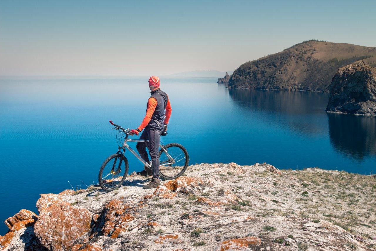 Смотреть японки на горном велосипеде, сочная жопа красотки