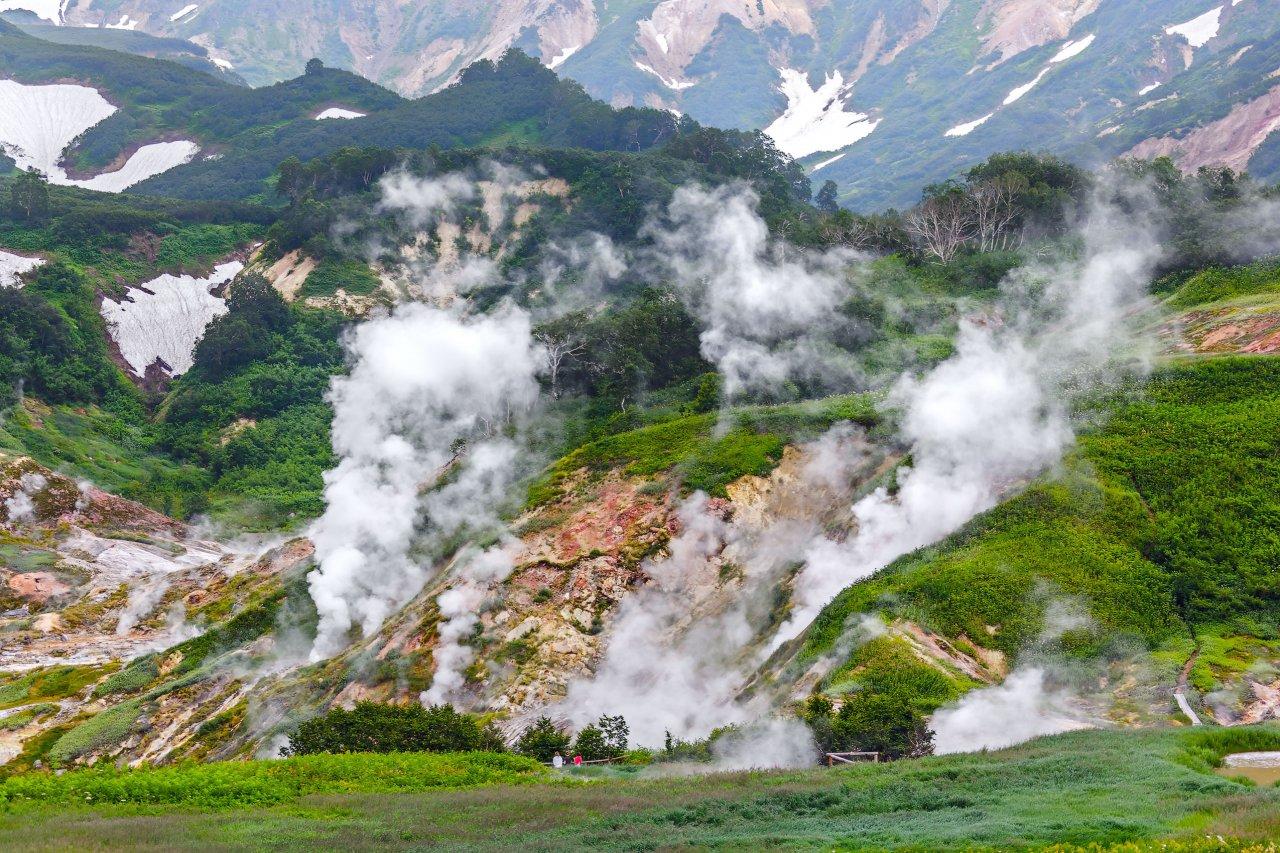 Легендарная Долина гейзеров. Фото: Вадим Петраков/Shutterstock