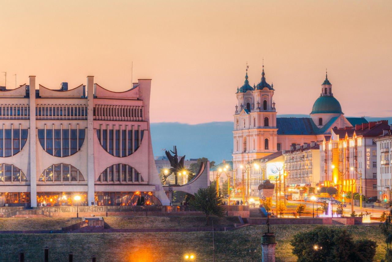 Гродно — самый европейский город Беларуси